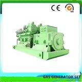 Wechselstrom-Dreiphasenausgabe-hohe Leistungsfähigkeit Syngas Generator-Set 30kw