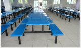 Los asientos baratos Mesa 8 mesa de banquete de plástico