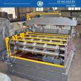 機械を形作る油圧湾曲ロール
