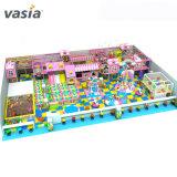 Игровая площадка материала пластика играть дома лабиринт лабиринт Cube детские площадки для установки внутри помещений