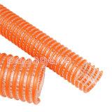Tubo flessibile resistente dell'elica di aspirazione Hose/PVC del PVC/tubo flessibile 1 di aspirazione  - 8  25-200mm