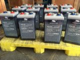 Faible Self-Discharge 2V 800Ah Opzs Batteries VRLA inondé d'eau de la batterie