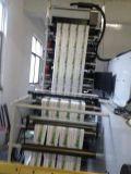 Máquina de impressão flexográfica para saco de bagagem e comida de Hamburgo