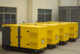 силы номинальности 150kVA 120kw тип генератор резервной молчком дизеля Cummins