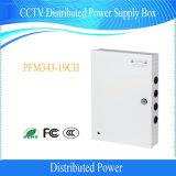 Dahua CCTV에 의하여 분배되는 전력 공급 상자 (PFM343-19CH)