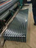 lamiera di acciaio galvanizzata ondulata della galvanostegia 0.14X800