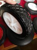 5 Zoll-festes Gummirad für industrielle Maschine