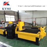 Kymi Banheira de venda do Cortador de Plasma máquina de corte CNC de corte de metais Kmp1325 com uma elevada precisão
