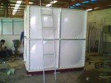 O tanque de água quadrada de plástico reforçado por fibra de tanque SMC GRP