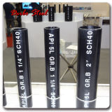 API 5L Gr. B Heiß-gerolltes Seamless Carbon Steel Pipe