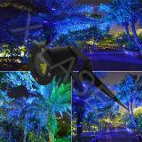 De groene en Blauwe OpenluchtProjectoren van de Laser