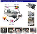 Comercial de empresas industriales pequeñas fotos Scrapbooking y prensa troqueladora