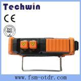Équipement d'essai optique tenu dans la main de Techwin OTDR