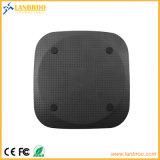 Qi estándar Wireless Cargador inteligente de carga de la almohadilla de Slim Mat para teléfonos inteligentes
