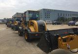 carregadora de rodas 1.0t/1.0Ton pequena oferta de trabalho do operador na Alemanha