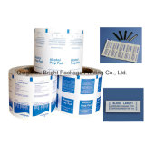 Álcool isopropílico a embalagem Almofada Prep papel de alumínio