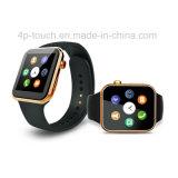 Het Slimme Horloge van Bluetooth met de Monitor van het Tarief van het Hart (A9)