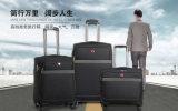 中国の製造所のトロリー荷物の4つの車輪の荷物が付いている柔らかい荷物袋