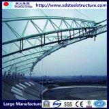 高品質の鋼鉄倉庫の良い業績の鉄骨構造