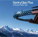13.52mm Sentryglas Vidrio Laminado de Alta Seguridad