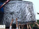 カスタマイズされたHot-Galvanized錬鉄の庭の塀の金属の塀