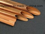 Inneres Grooved kupfernes Gefäß für Wärmeübertragung