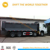 Sinotruk HOWO 8*4 덤프 또는 쓰레기꾼 팁 주는 사람 트럭