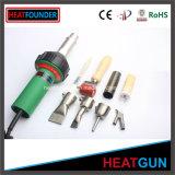 outil chaud de soudure de 230V 1600W pour la réparation de PVC