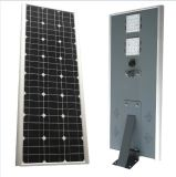 60W All in One Integrated LED Solar Street Light