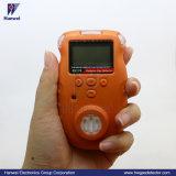 Detector de gás único portátil para combustíveis e gases tóxicos
