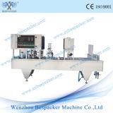 Máquinas automáticas de llenado de vasos de agua mineral