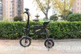 Scooter électrique intelligent pliable de la qualité 36V