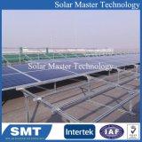 La masse Système de montage pour panneau solaire photovoltaïque solaire PV toit de tuile/ Support de montage en aluminium/ Système de Rayonnage aluminium panneau solaire le support de montage au sol
