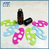 O formato de folha Ferramenta Chave coloridos abridor de óleo para as esferas do rolete Removedor & Caps garrafas reutilizáveis