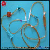 セットPhotophobicの医学の使い捨て可能な精密IVおよびIV小児科のためにセットされる注入