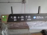 Entrée du supermarché Exit Floor Elevator Lift Suspended LED Directory Sign