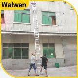 2 Ladder van het Aluminium van de sectie de Multifunctionele Telescopische