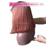 Peruca do laço de Ombre Bob da venda por atacado do cabelo humano do fornecedor 100% do cabelo de China