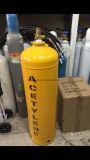 A NORMA ISO9809-3 do cilindro de gás acetileno com válvula