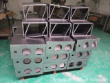 顧客用電流を通された鋼鉄製造