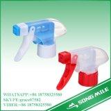 28/410 dos PP do fornecedor de pulverizador chinês plástico do disparador do derramamento não