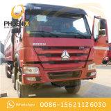 Vrachtwagen van de Stortplaats van Sinotruk van de goede Kwaliteit de HOWO Gebruikte met 12wheels 375HP 80tons