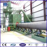 Vernietigen van het Schot van de Muur van de Pijp van het staal het Buiten en Oppervlakte Cleaning Machine