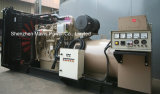 1000kVA 800kwの予備発電のCumminsのディーゼル発電機セット