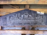 Il Last Supper Memorials Headstone da vendere