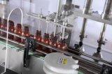 シロップの口頭Pharmaceutial装置液体の自動ピストン満ちるシーリングキャッピング機械