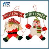 Guirnalda de la recepción de la caída de la puerta de la Navidad de las decoraciones de la Navidad