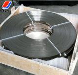 Ultra Engte 0.2X3.05mm op de Plastic Stroken die van het Roestvrij staal van Spoelen wordt ingepakt