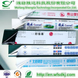 PE/PVC/Pet/BOPP защитная пленка для алюминиевого профиля плиты