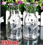De Fles van het Glas van de Drank van de Fles van het sap voor Wholesales